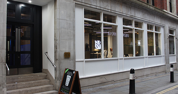 it training in london at our st paul's location in carter lane