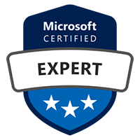 Microsoft Certified Expert Badge for Azure Architect Design Course