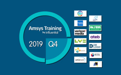 Major names among our new Apple training clients in Q4, 2019