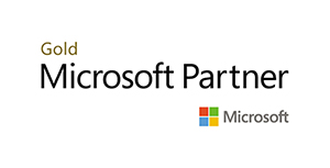Microsoft Gold Partner logo for Influential's Unlimited Microsoft Training package